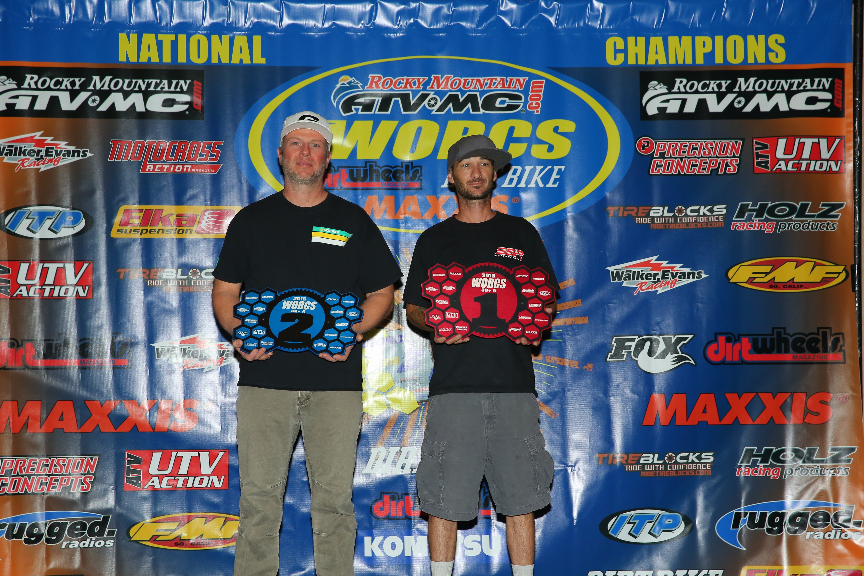 Jeff Willoh Captures 2016 WORCS 30+ A Class Championship