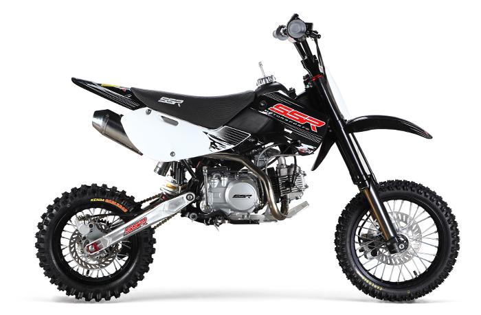 SSR Motorsports Legacy Pit Bikes