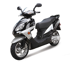 SSR Motorsports Legacy Scooters