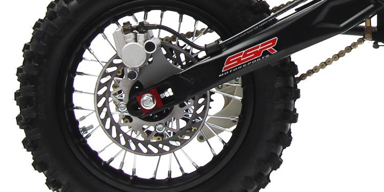 SSR Motorsports SR140-TR 140cc Pit Bike Dirt Bike