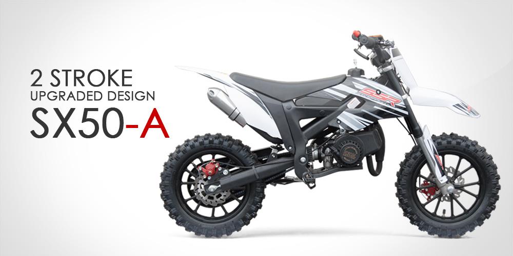 SX50-A 50cc Pit Bike