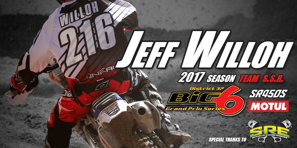 New Season Has Started – Jeff Willoh Will Challenge The Big 6 Grand Prix Series